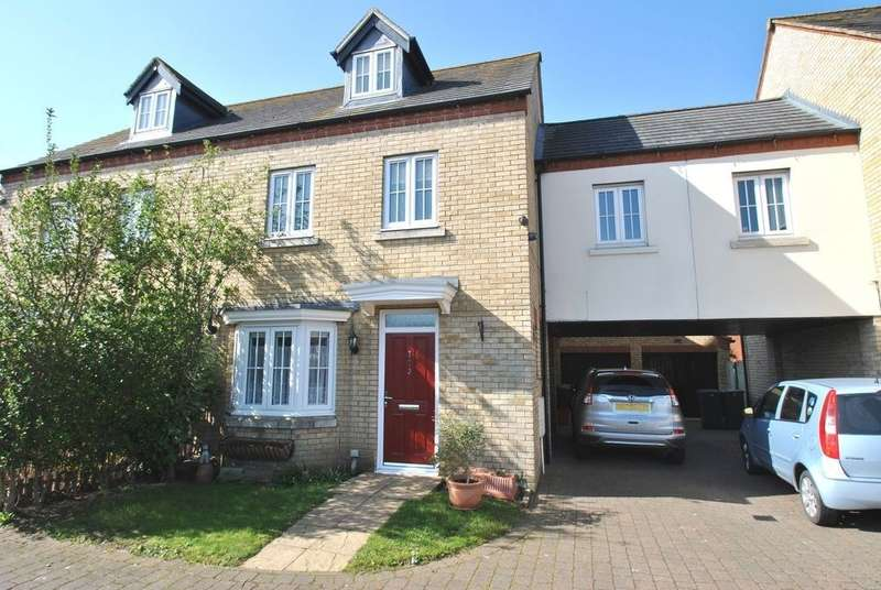 4 Bedrooms Detached House for sale in Birch Grove, Lower Stondon, Henlow, SG16
