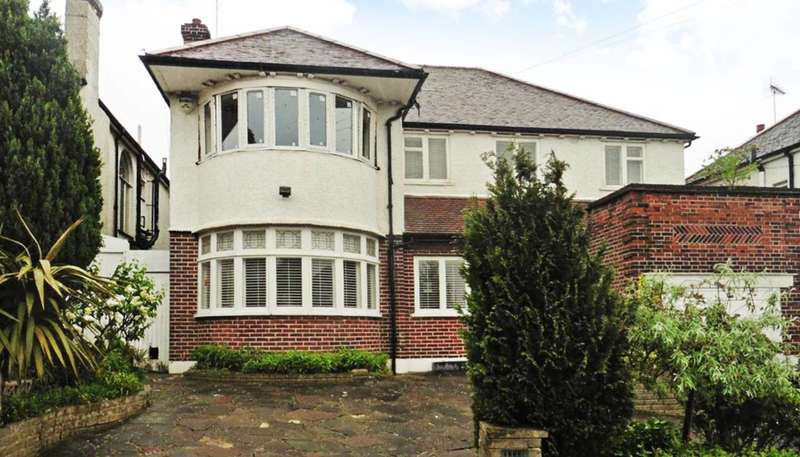4 Bedrooms House for sale in Bryan Avenue, Willesden Green, NW10