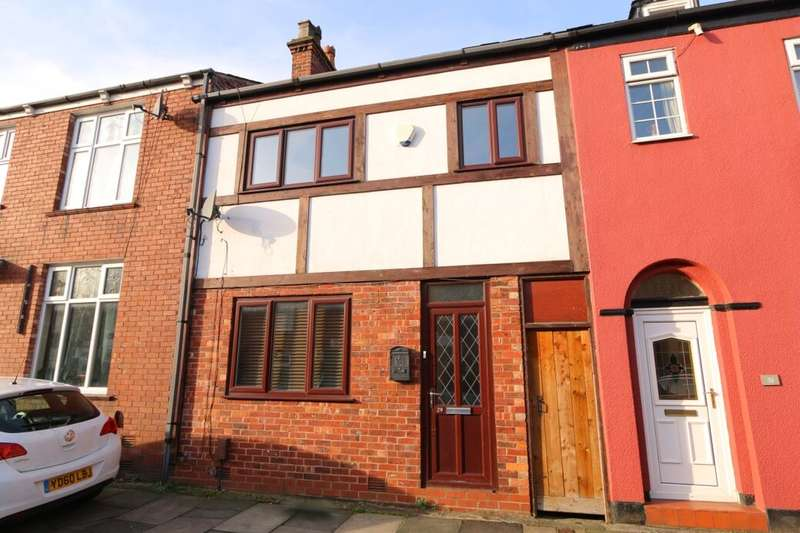4 Bedrooms Property for sale in Cartwright Street, Audenshaw, Manchester, M34