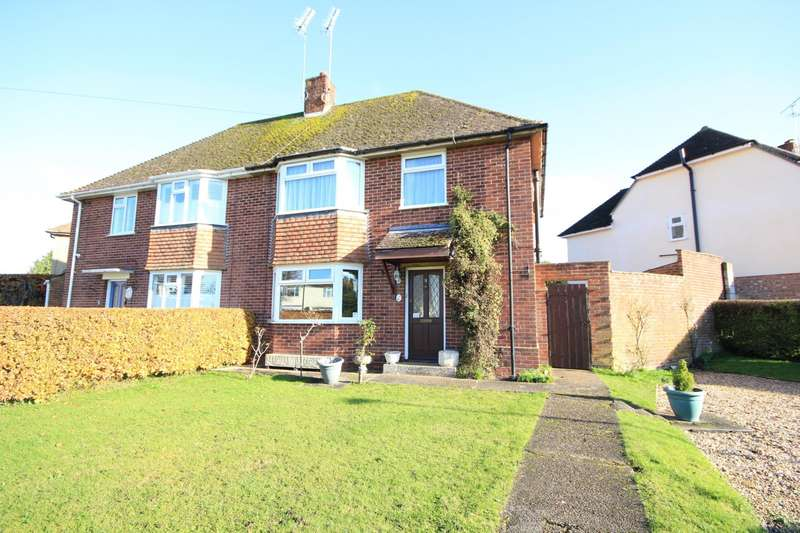 3 Bedrooms Semi Detached House for sale in Stuart Close, Emmer Green, Reading, RG4
