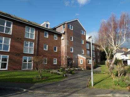 1 Bedroom Flat for sale in Uxbridge Court, Holyhead Road, Bangor, Gwynedd, LL57