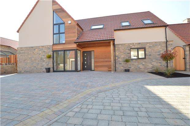 4 Bedrooms Detached House for sale in Gravel Hill Road, Yate, Bristol, BS37 7BS