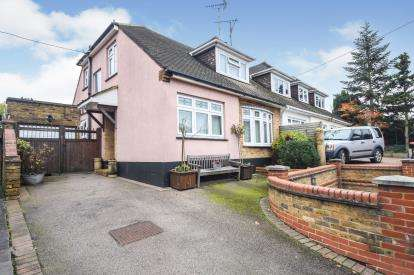4 Bedrooms Semi Detached House for sale in Rayleigh, Essex, .