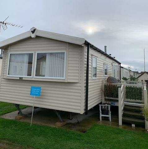 2 Bedrooms Caravan Mobile Home for sale in Golden Beach Caravan Park, Norfolk
