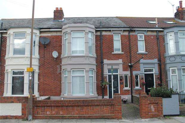 3 Bedrooms Terraced House for sale in Langstone Road, Portsmouth, Hampshire