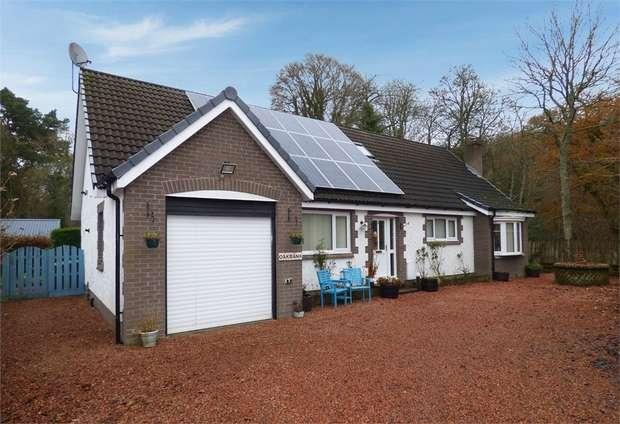 4 Bedrooms Detached House for sale in Oakbank, Jedburgh, Scottish Borders