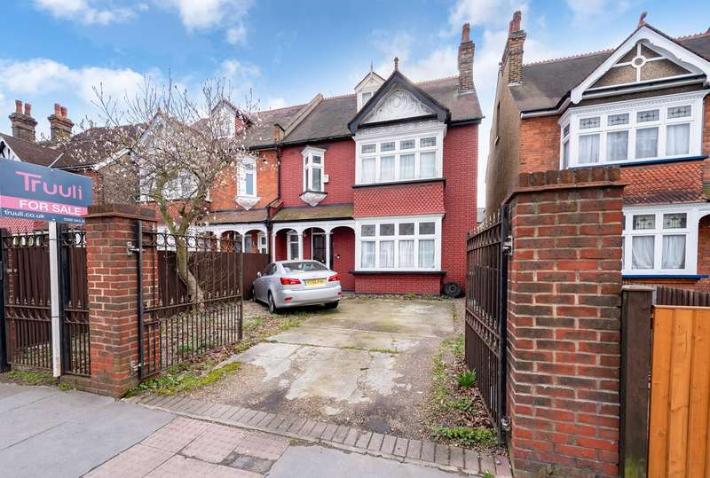 4 Bedrooms House for sale in Lower Addiscombe Road, Croydon, CR0