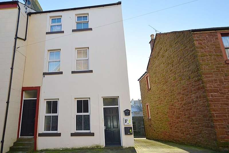 1 Bedroom Flat for rent in Kirkby Street, Maryport, CA15