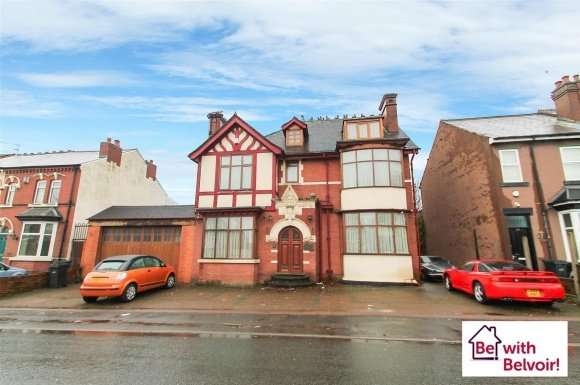 6 Bedrooms Property for sale in Sedgley Road West, Tipton