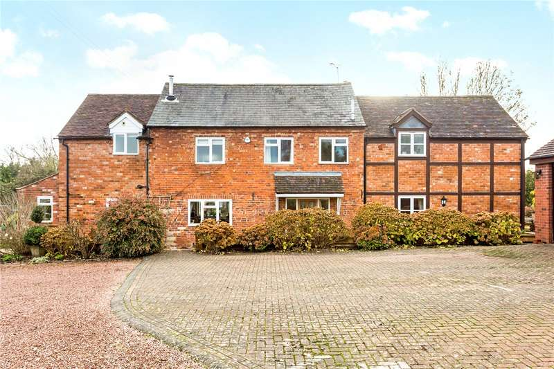 5 Bedrooms Detached House for sale in Corse Lawn, Gloucester, Gloucestershire, GL19