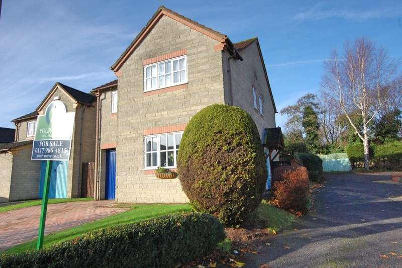 4 Bedrooms Detached House for sale in Birkdale, Warmley, Bristol, BS30