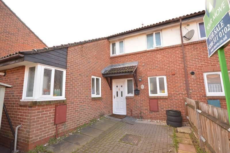 4 Bedrooms End Of Terrace House for sale in Cherbury Close, London, SE28