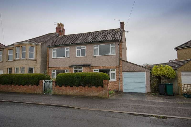 3 Bedrooms Detached House for sale in Rockland Road, Downend, Bristol, BS16 2SW