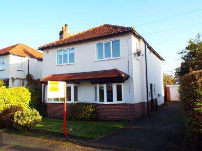 4 Bedrooms Detached House for sale in Birch Avenue, Wilmslow, Cheshire