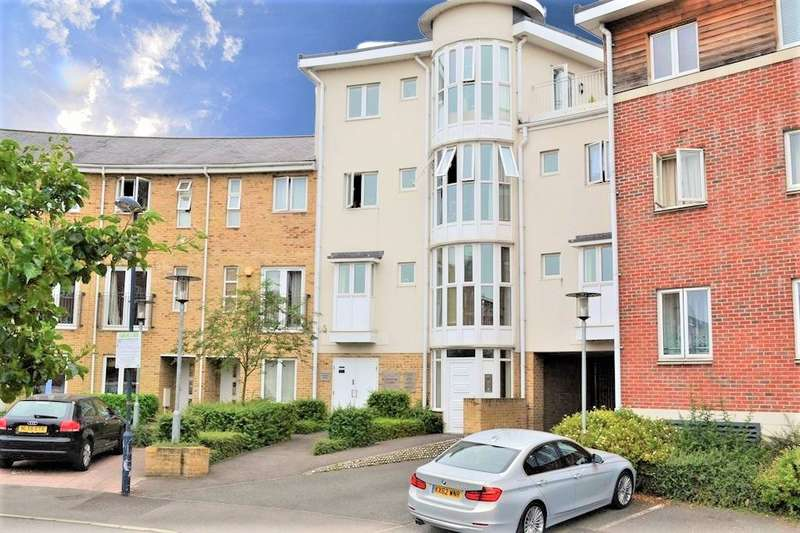 2 Bedrooms Apartment Flat for sale in Kingsquarter, Maidenhead, SL6