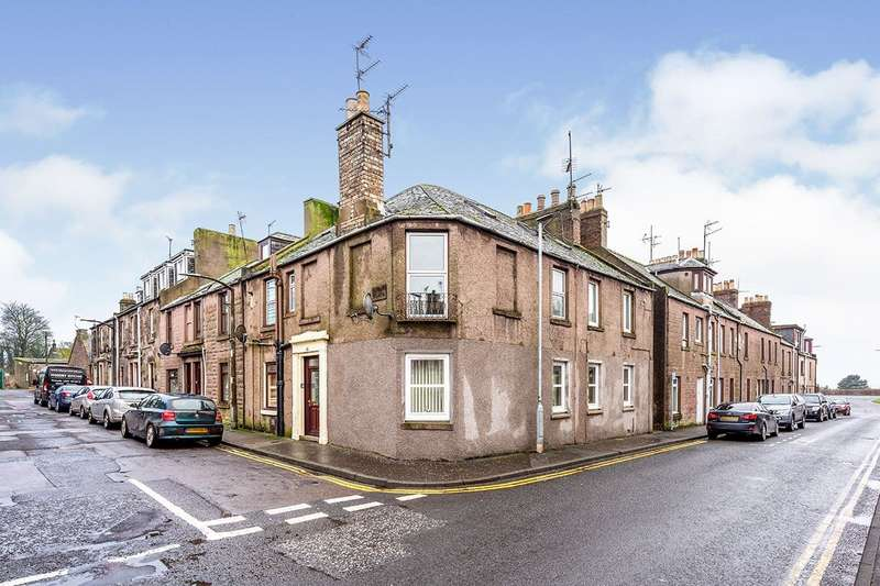 3 Bedrooms Flat for sale in Lowerhall Street, Montrose, DD10