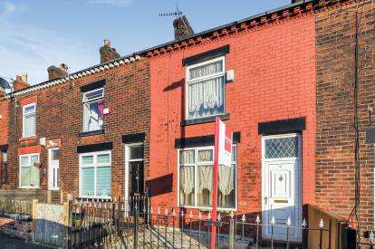 2 Bedrooms Terraced House for sale in Dagmar Street, Worsley, Manchester, Greater Manchester