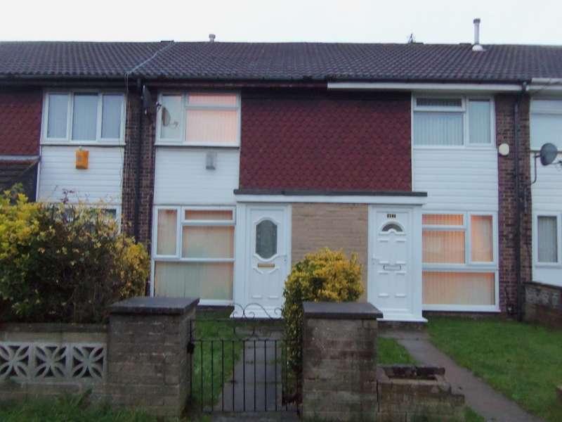 2 Bedrooms Terraced House for sale in Pauline Walk, Fazakerley L10