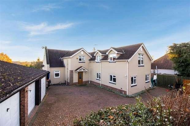4 Bedrooms Detached House for sale in Coles Oak Lane, Dedham, Colchester, Essex