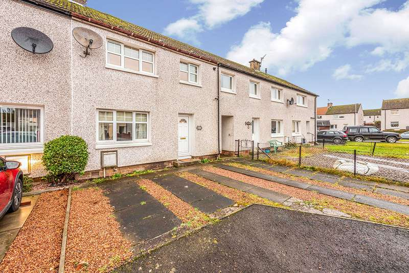 2 Bedrooms House for sale in Craigmead Terrace, Cardenden, Lochgelly, Fife, KY5