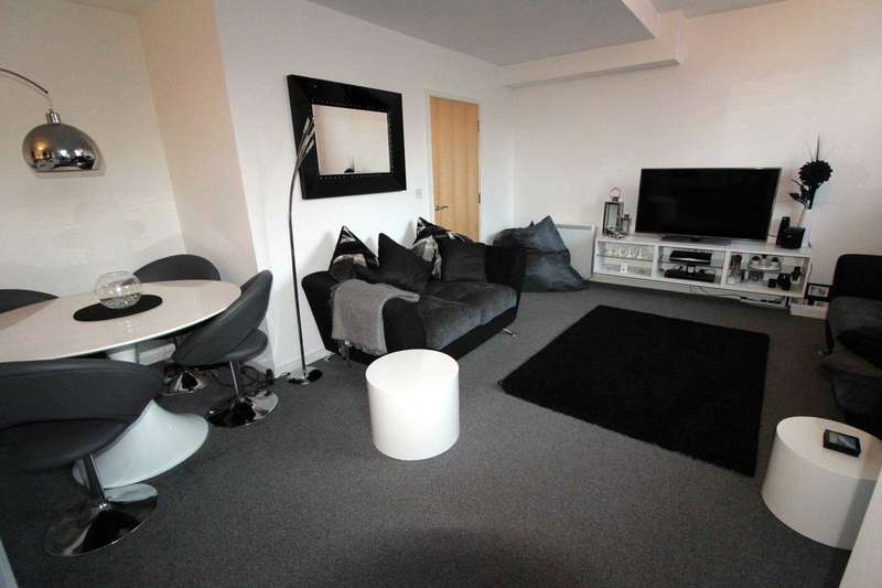1 Bedroom Apartment Flat for sale in Holden Mill, Bolton