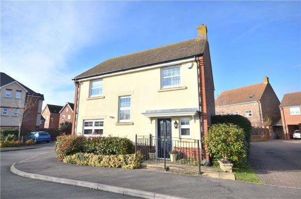 4 Bedrooms Detached House for sale in Woodpecker Place, Bracknell, Berkshire
