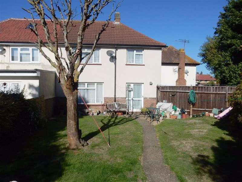 3 Bedrooms Semi Detached House for sale in Kelvin Gardens, Southall, Middlesex