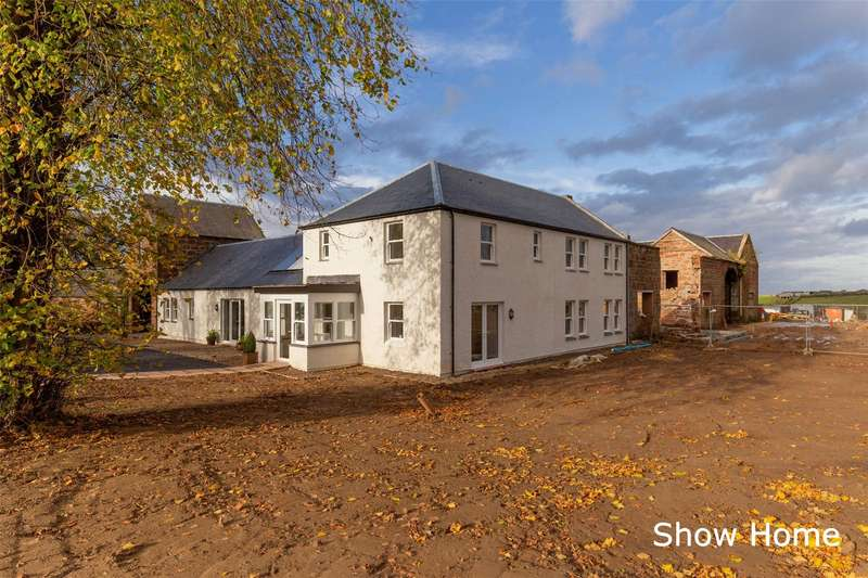 4 Bedrooms House for sale in Balgreen, House 2, Hollybush, By Ayr, East Ayrshire, KA6