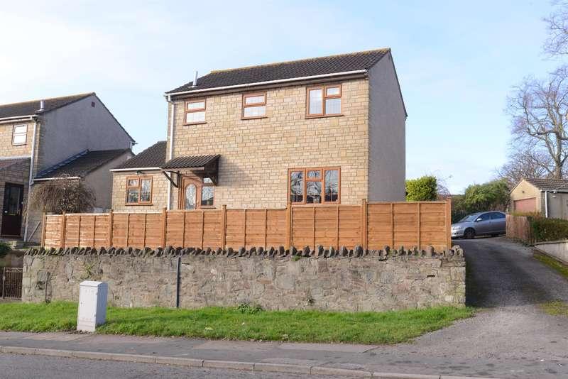 3 Bedrooms Detached House for sale in , Memorial Road, Hanham, BS15 3JA