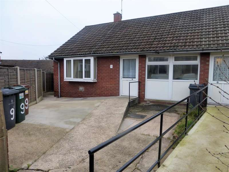 1 Bedroom Bungalow for rent in Stockshill Close, Barnsley