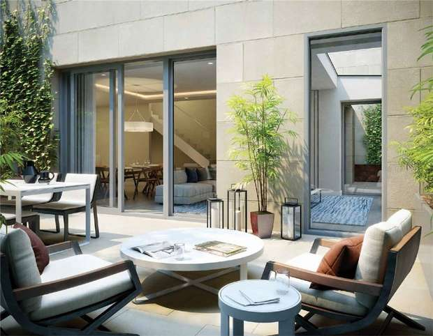 2 Bedrooms Flat for sale in Building Five, Lillie Square, 17 Lillie Road, Fulham, London SW6