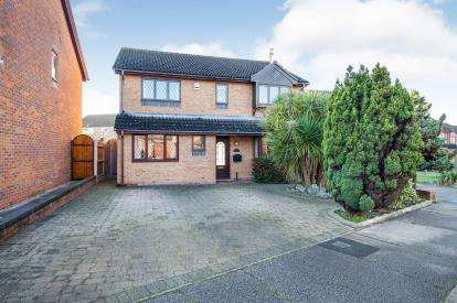 4 Bedrooms Detached House for sale in Carlton Colville, Lowestoft, Suffolk