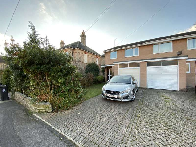 3 Bedrooms Semi Detached House for rent in Charmouth Grove, Poole