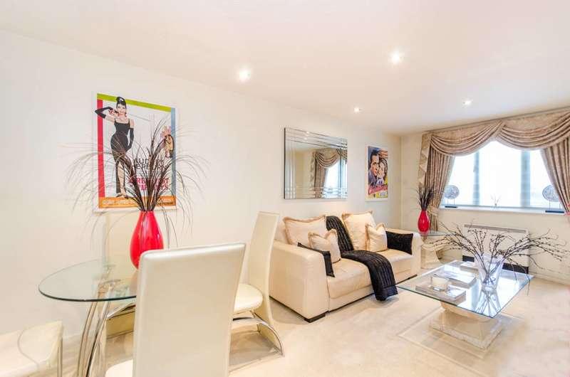 1 Bedroom Flat for rent in Harrow Road, Harrow, HA0
