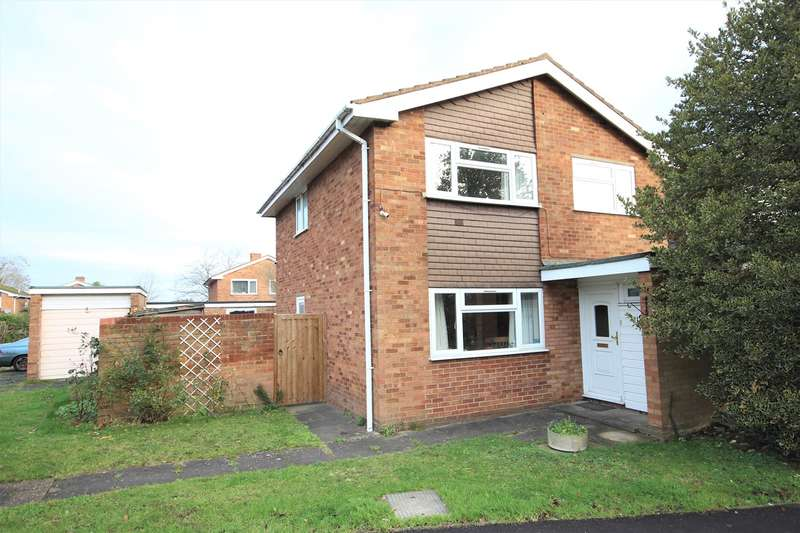 4 Bedrooms Detached House for sale in Longden Close, Haynes, Bedfordshire, MK45
