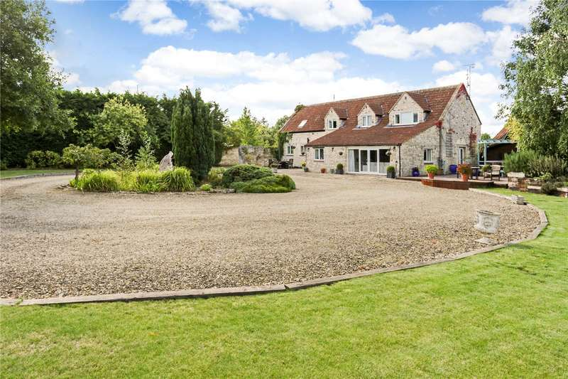 5 Bedrooms Detached House for sale in Bathford Hill, Compton Dando, Somerset, BS39