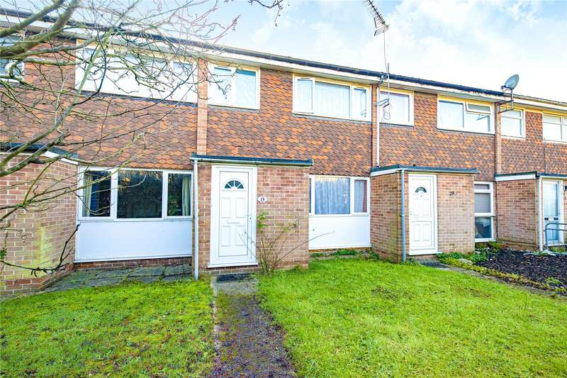 3 Bedrooms Terraced House for sale in Barnwood Close, Reading, Berlshire, RG30