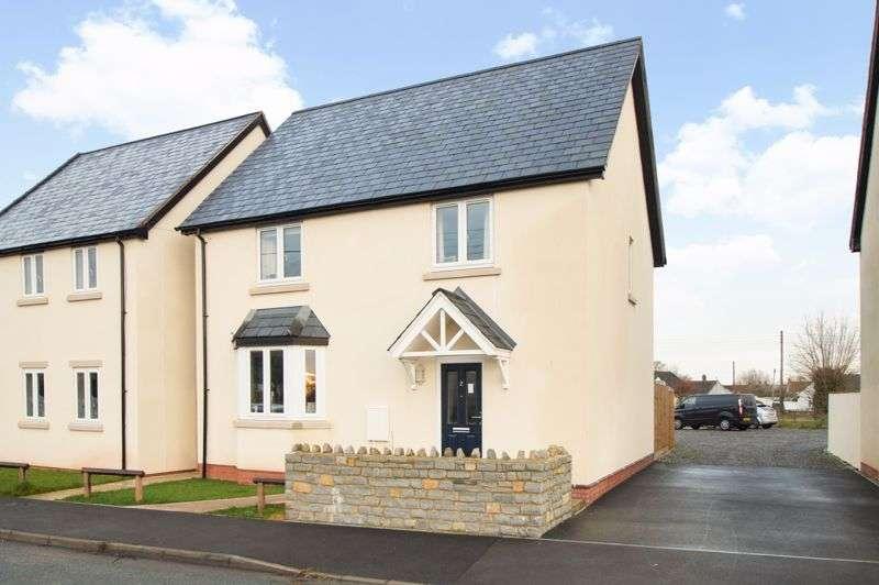 4 Bedrooms Property for sale in Old Bristol Road East Brent, Highbridge