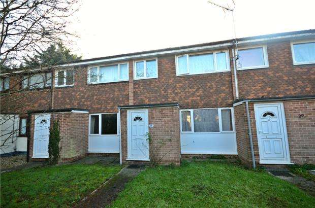 3 Bedrooms Terraced House for sale in Barnwood Close, Reading, Berkshire