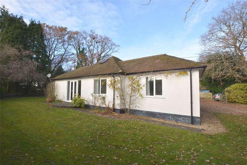 3 Bedrooms Detached Bungalow for sale in Withers Lane, East Boldre, Brockenhurst, Hampshire, SO42