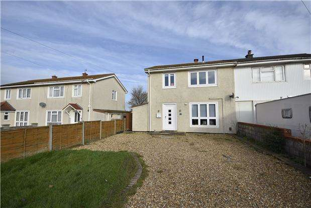 3 Bedrooms Semi Detached House for sale in Silbury Road, Ashton Vale, Bristol, BS3 2QE