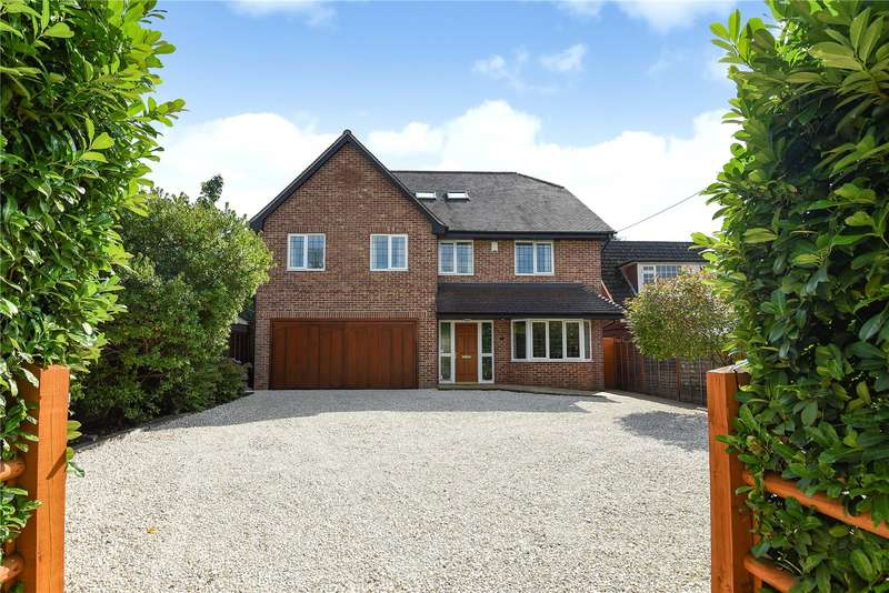 5 Bedrooms Detached House for sale in Barkham Ride, Finchampstead, Wokingham, Berkshire, RG40