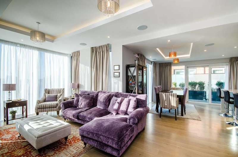 3 Bedrooms Penthouse Flat for sale in Juniper Drive, Battersea, SW18