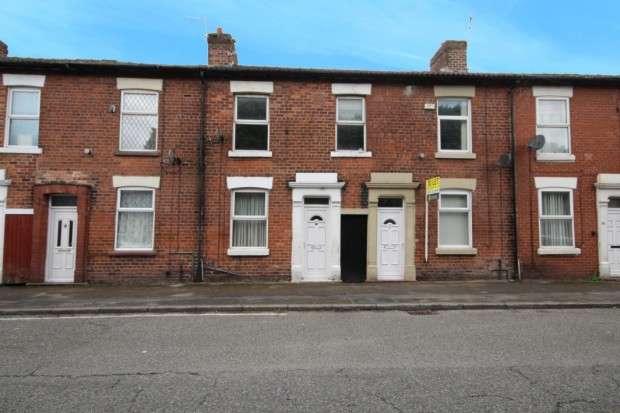 2 Bedrooms Terraced House for sale in Raglan Street, Preston, PR2