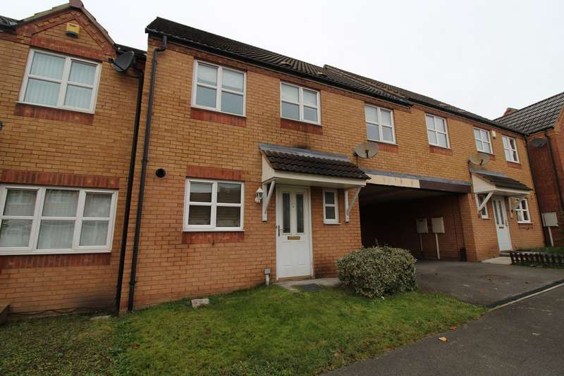 4 Bedrooms Semi Detached House for rent in Edmonstone Crescent, Bestwood NG5