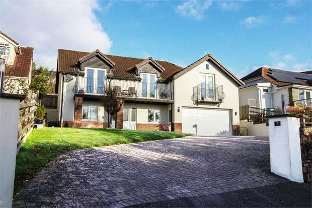 5 Bedrooms Detached House for sale in Littlefield, Bishopsteignton, Teignmouth, Devon