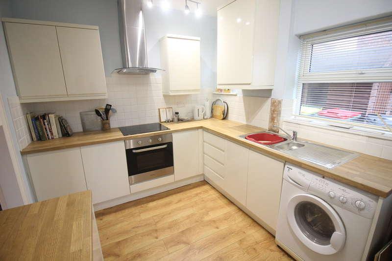 2 Bedrooms End Of Terrace House for sale in Raglan Street, Ashton-On-Ribble
