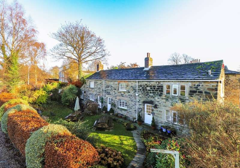 3 Bedrooms Cottage House for sale in Kings Arms Cottages, Heath, Wakefield