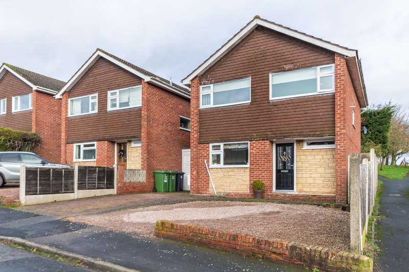 3 Bedrooms Semi Detached House for sale in Ellesmere Drive, Bewdley