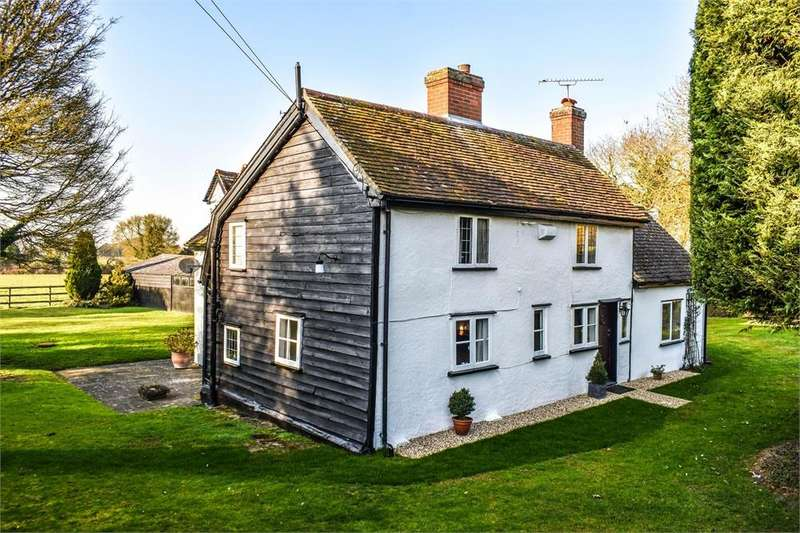 4 Bedrooms Cottage House for sale in Oxen End, Little Bardfield